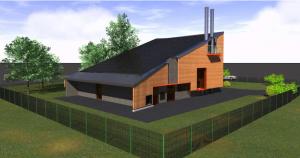 projet architectural pour l'appel d'offre de donges